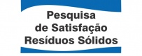 PEQUISA DE SATISFA��O RES�DUOS